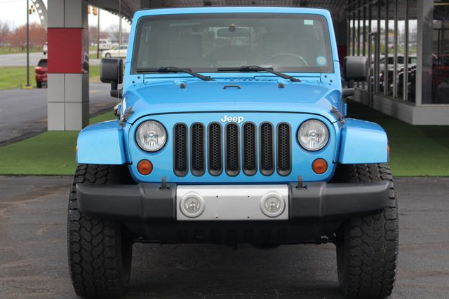 2010 Jeep Wrangler Unlimited Sahara 4X4 - NAV - LIFTED - EXTRA$! Mooresville , NC 17