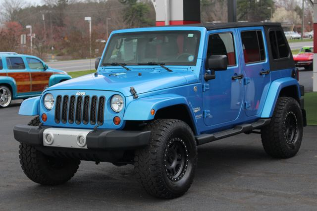 2010 Jeep Wrangler Unlimited Sahara 4X4 - NAV - LIFTED - EXTRA$! Mooresville , NC 23