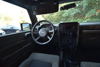 2010 Jeep Wrangler Unlimited Sport Naugatuck, Connecticut 16