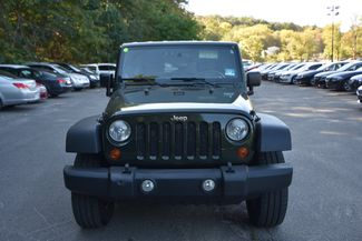 2010 Jeep Wrangler Unlimited Sport Naugatuck, Connecticut 7