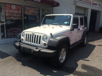 2010 Jeep Wrangler Unlimited Sport New Rochelle, New York