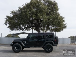 2010 Jeep Wrangler Unlimited in San Antonio Texas