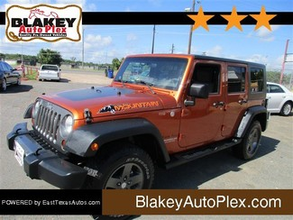 2010 Jeep Wrangler Unlimited @price | Bossier City, LA | Blakey Auto Plex-[ 2 ]
