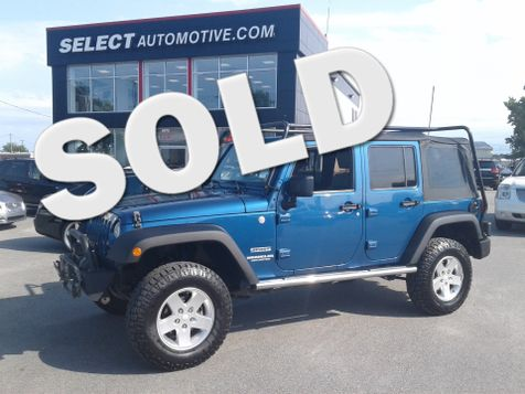 2010 Jeep Wrangler Unlimited Sport in Virginia Beach, Virginia