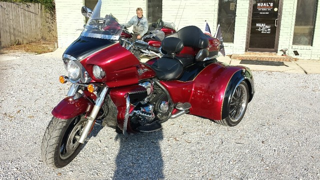 2010 Kawasaki VOYAGER Pensacola, Florida 2