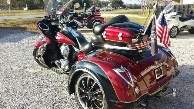 2010 Kawasaki VOYAGER Pensacola, Florida 3