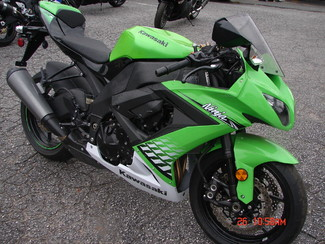 2010 Kawaskai ZX10 Spartanburg, South Carolina