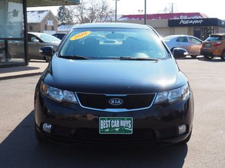 2010 Kia Forte SX Englewood, CO 1