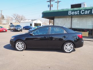 2010 Kia Forte SX Englewood, CO 8