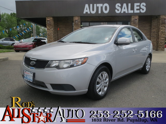 2010 Kia Forte EX The CARFAX Buy Back Guarantee that comes with this vehicle means that you can bu