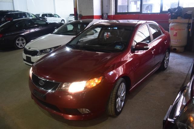 2010 Kia Forte SX Richmond Hill, New York 0