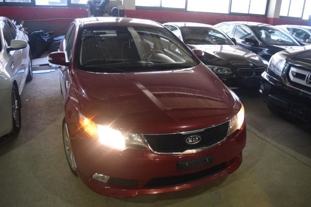 2010 Kia Forte SX Richmond Hill, New York 2