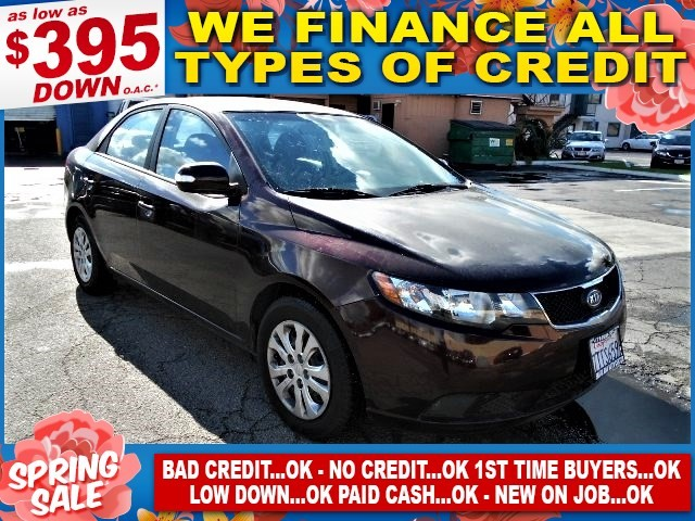 2010 Kia Forte EX Limited warranty included to assure your worry-free purchase AutoCheck report i