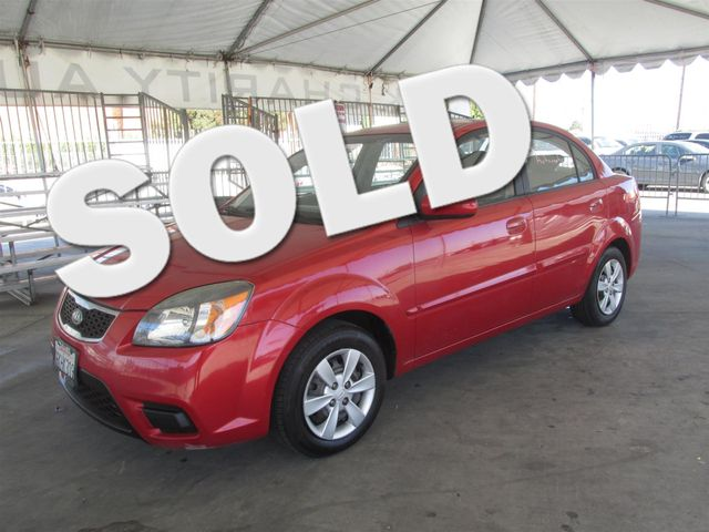 2010 Kia Rio LX Please call or e-mail to check availability All of our vehicles are available f