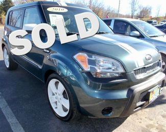 2010 Kia Soul in Harrisonburg VA