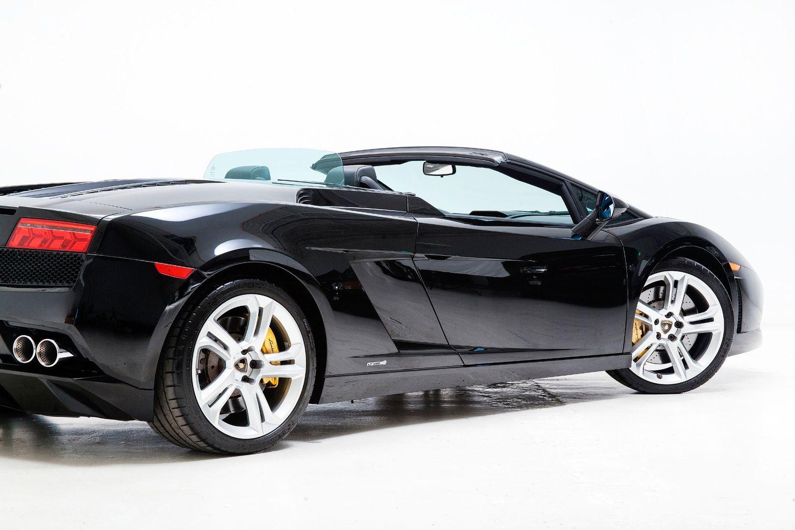 2010 Lamborghini Gallardo Spyder Lp560 Carrollton Tx Texas Hot