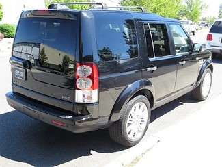 2010 Land Rover LR4 LUX Bend, Oregon 4