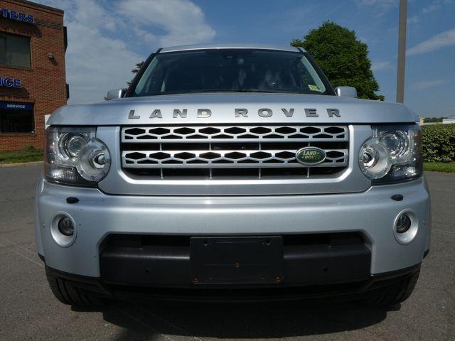 2010 Land Rover LR4 HSE Leesburg, Virginia 6
