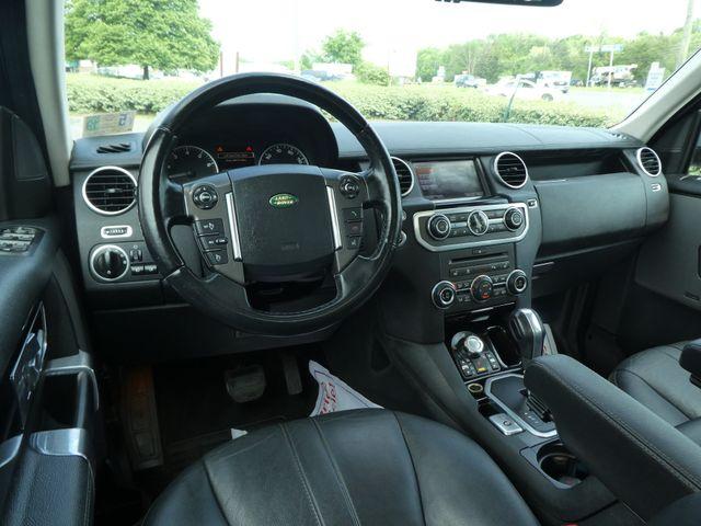 2010 Land Rover LR4 HSE Leesburg, Virginia 19