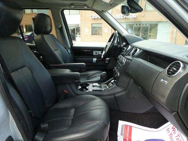 2010 Land Rover LR4 HSE Leesburg, Virginia 15