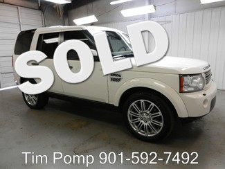 2010 Land Rover LR4 LUX in Memphis Tennessee