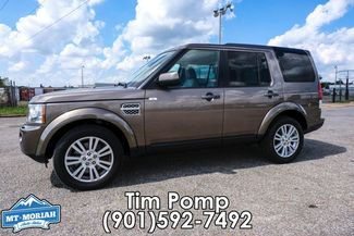 2010 Land Rover LR4 in Memphis Tennessee