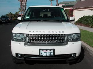 2010 Land Rover Range Rover HSE LUX Low Mileage One Owner  city California  Auto Fitness Class Benz  in , California