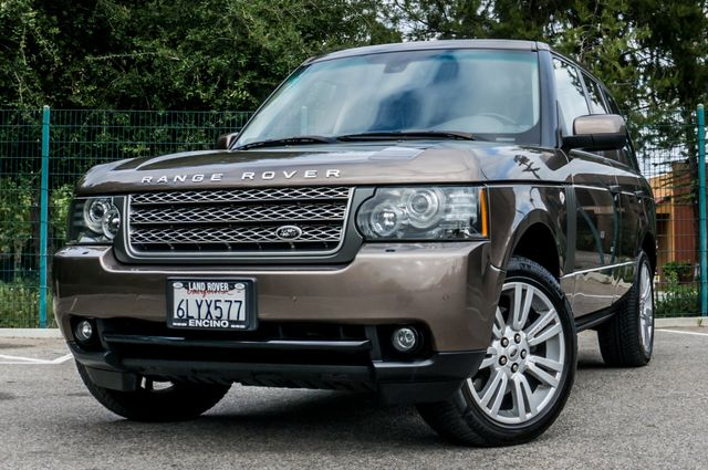 2010 Land Rover Range Rover HSE LUX Reseda, CA 2