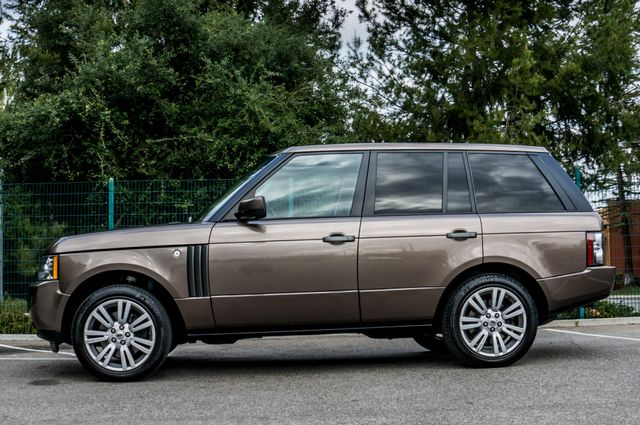 2010 Land Rover Range Rover HSE LUX Reseda, CA 4