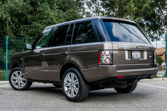 2010 Land Rover Range Rover HSE LUX Reseda, CA 6