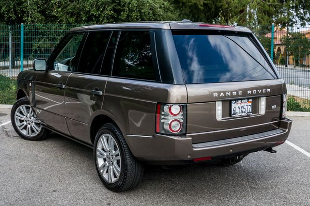 2010 Land Rover Range Rover HSE LUX Reseda, CA 56
