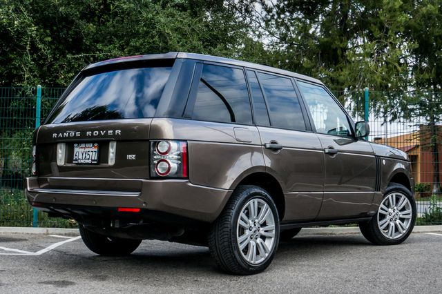 2010 Land Rover Range Rover HSE LUX Reseda, CA 9