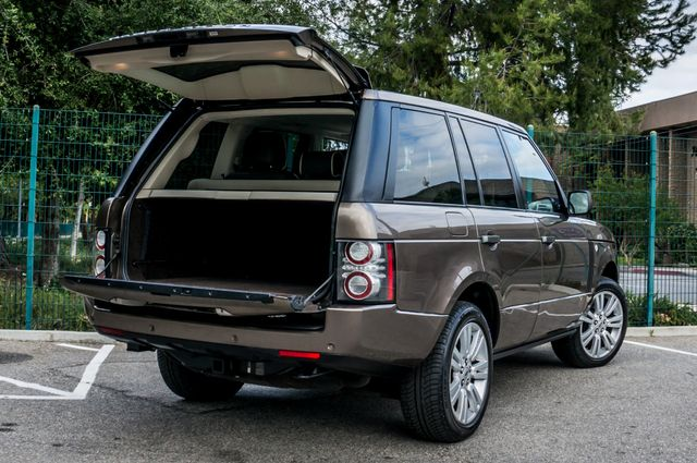 2010 Land Rover Range Rover HSE LUX Reseda, CA 11