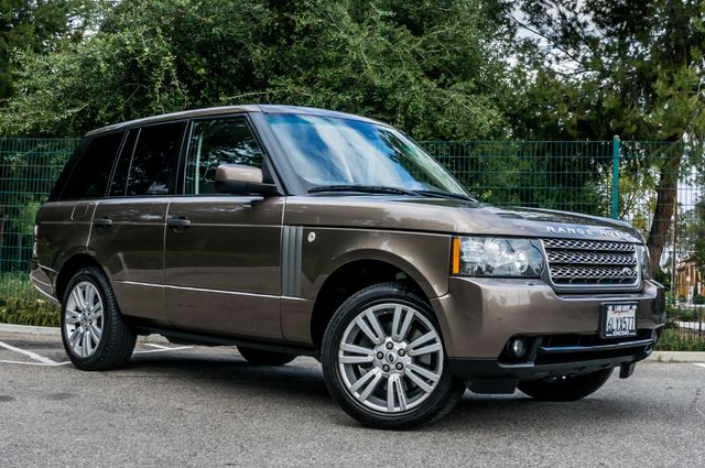 2010 Land Rover Range Rover HSE LUX Reseda, CA 3