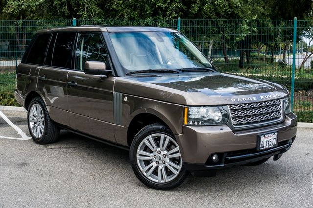 2010 Land Rover Range Rover HSE LUX Reseda, CA 54