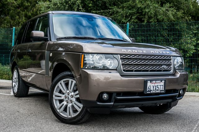 2010 Land Rover Range Rover HSE LUX Reseda, CA 53