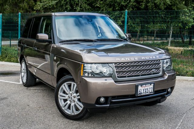 2010 Land Rover Range Rover HSE LUX Reseda, CA 52