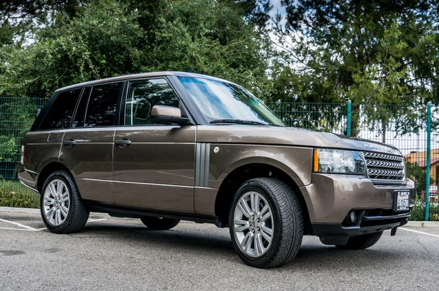 2010 Land Rover Range Rover HSE LUX Reseda, CA 55