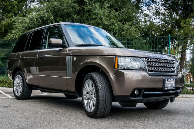 2010 Land Rover Range Rover HSE LUX Reseda, CA 13