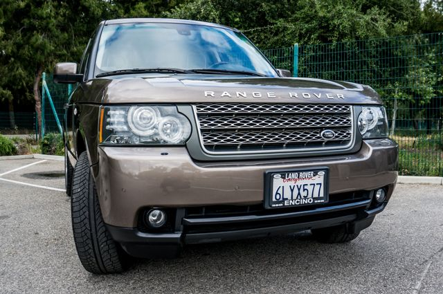 2010 Land Rover Range Rover HSE LUX Reseda, CA 51