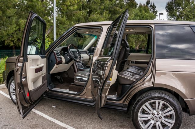 2010 Land Rover Range Rover HSE LUX Reseda, CA 31