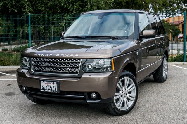 2010 Land Rover Range Rover HSE LUX Reseda, CA 50
