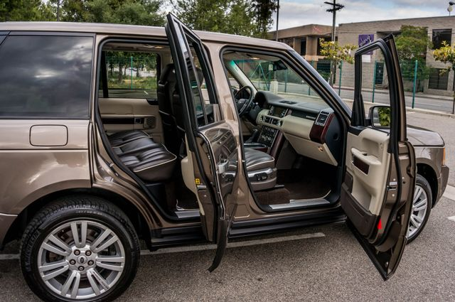 2010 Land Rover Range Rover HSE LUX Reseda, CA 36