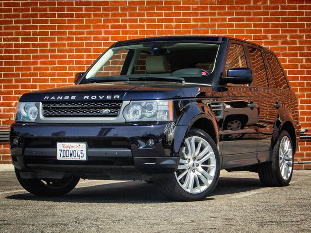 2010 Land Rover Range Rover Sport HSE LUX Burbank, CA 0