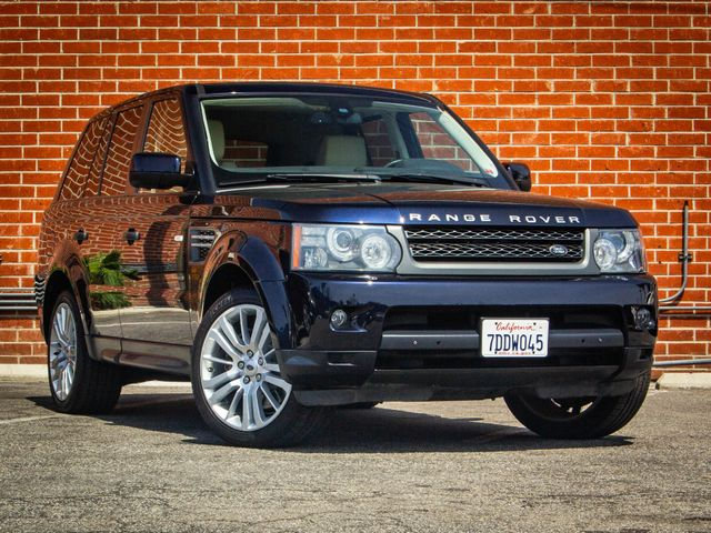 2010 Land Rover Range Rover Sport HSE LUX Burbank, CA 1