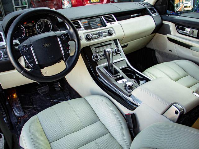 2010 Land Rover Range Rover Sport HSE LUX Burbank, CA 11