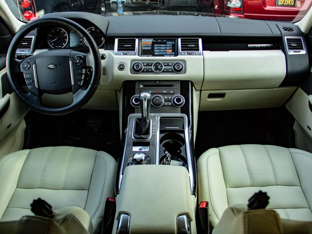 2010 Land Rover Range Rover Sport HSE LUX Burbank, CA 8