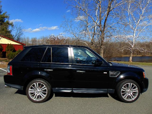 2010 Land Rover Range Rover Sport HSE LUX Leesburg, Virginia 1