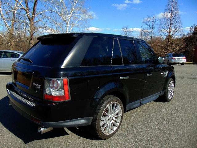 2010 Land Rover Range Rover Sport HSE LUX Leesburg, Virginia 2