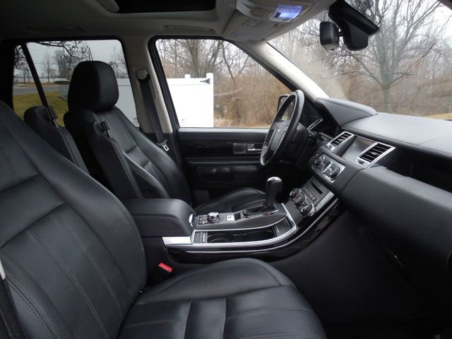 2010 Land Rover Range Rover Sport HSE LUX Leesburg, Virginia 24